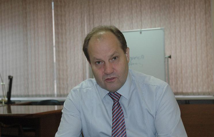 Заместитель директора ФСВТС Константин Бирюлин