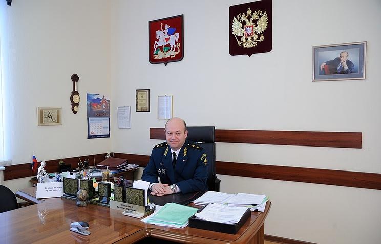 Начальник Главгосстройнадзора Московской области Валентин Николаев.