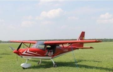 Одномоторный самолет VIMANA № RA/0211A