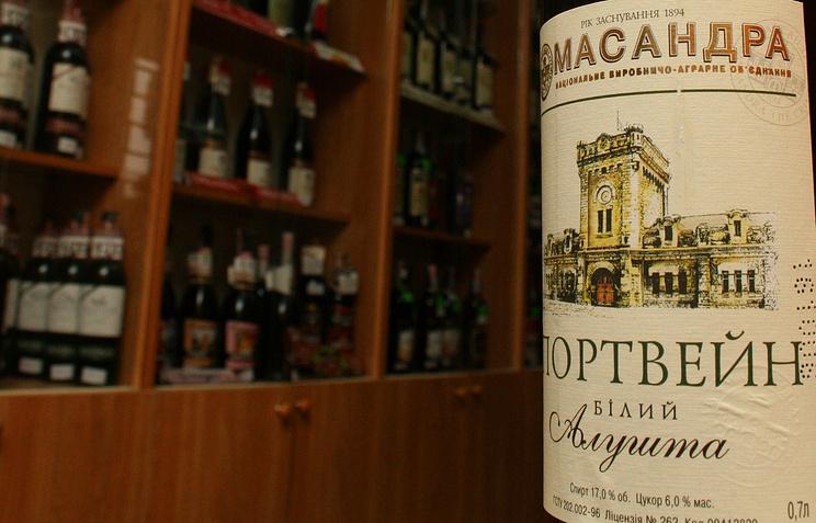 Качественные крымские вина пользуются популярностью у россиян.