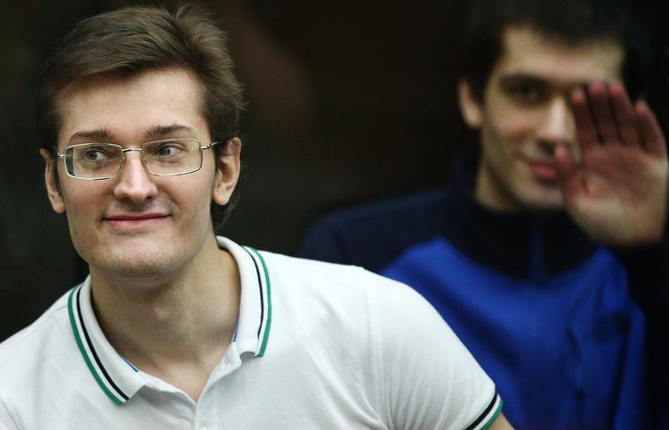 Ярослав Белоусов и Андрей Барабанов (слева направо),