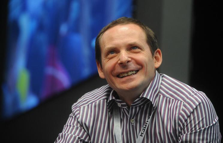 Аркадий Волож