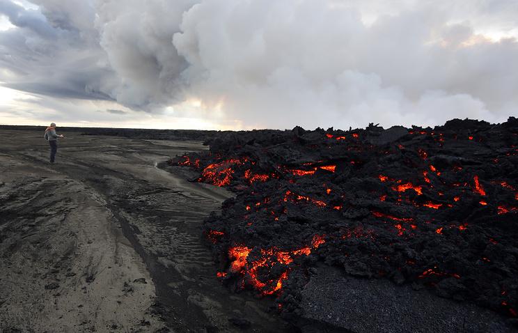 Вулкан Баурдарбунга