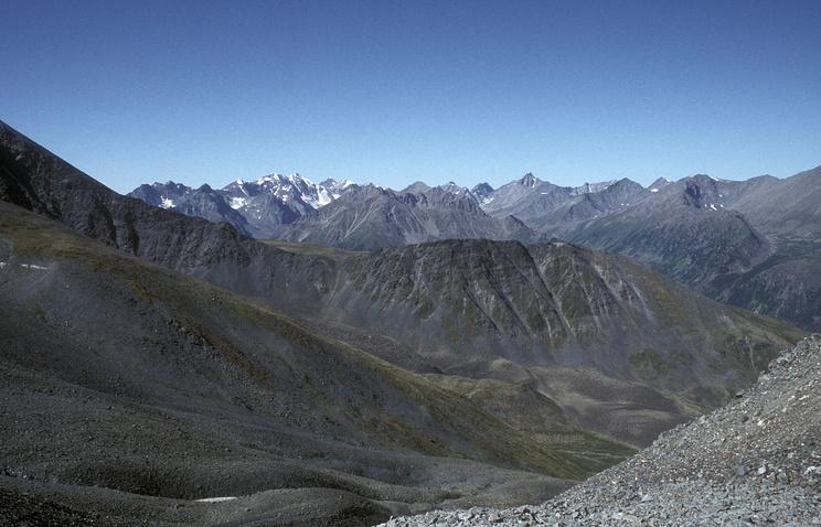 Алтайские горы. Архив