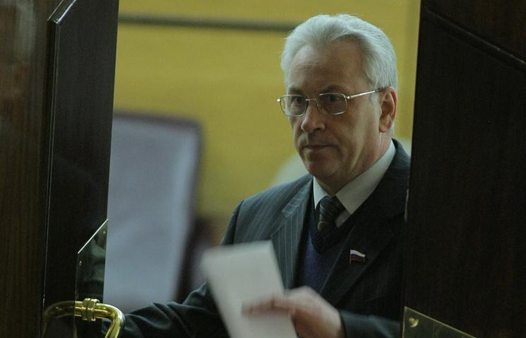 Председатель Комитета ГД по энергетике Юрий Липатов