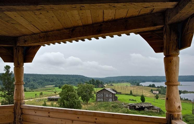 Окрестности Почозера.Кенозерский национальный парк