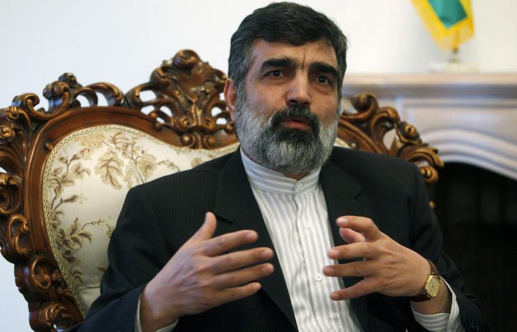 Представитель Организации по атомной энергии Ирана Бехруз Камальванди