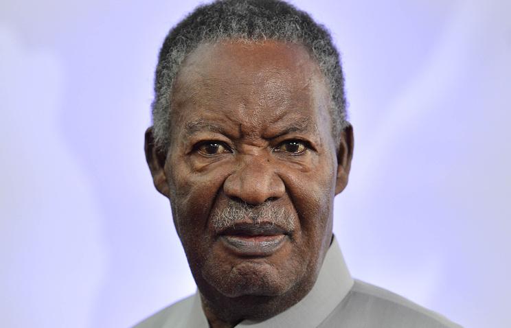 Президент Замбии Майкл Сата