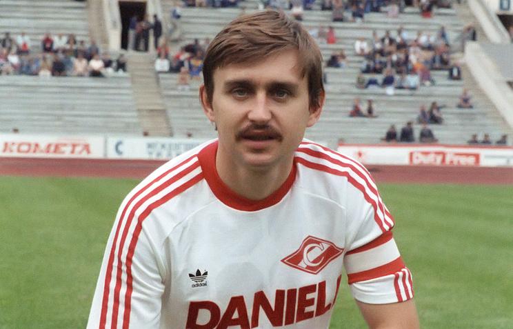 Федор Черенков (1994 год)