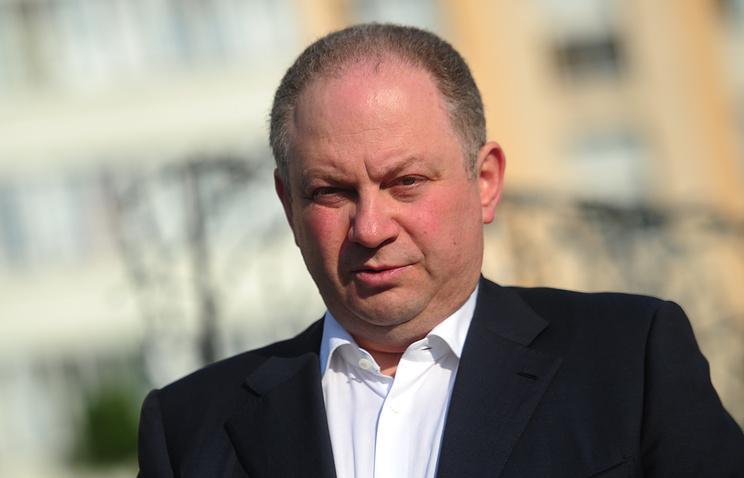 Георгий Голухов