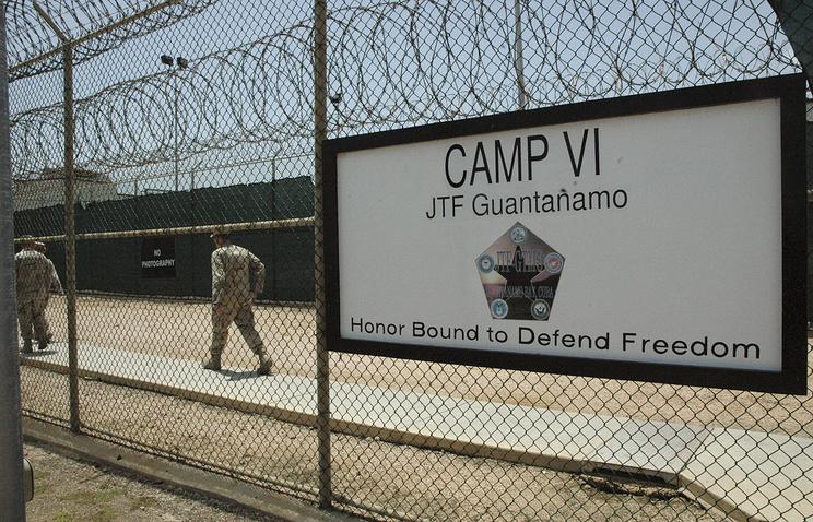 Американская тюрьма Гуантанамо