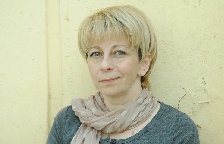 """Исполнительный директор фонда """"Справедливая помощь"""" Елизавета Глинка (Доктор Лиза)"""