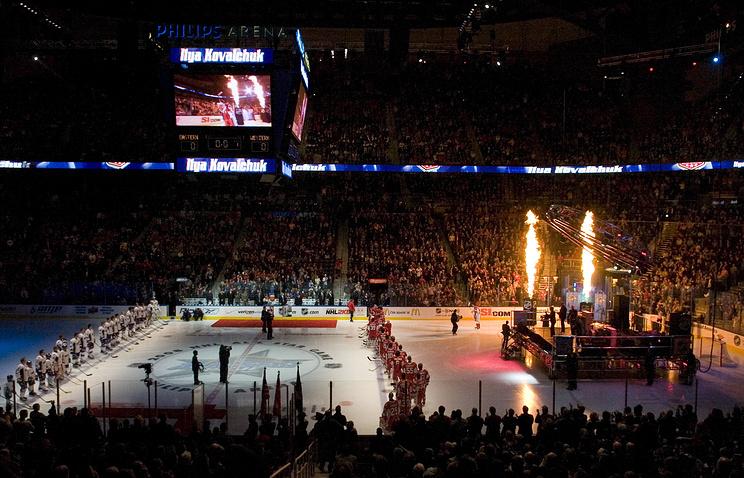 Матч всех звезд 2008 года в Атланте