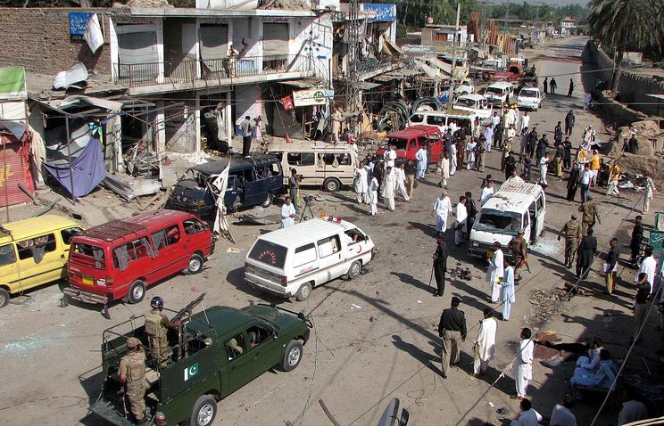 """Теракт в Пакистане, связанный с террористической сетью """"Аль-Каида"""", 2011 год"""