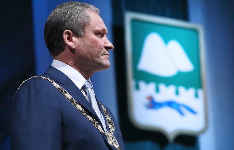 Губернатор Курганской области Алексей Кокорин