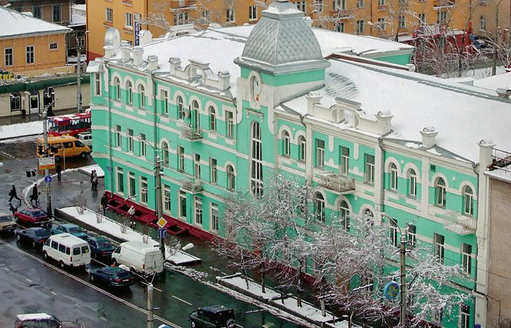 Здание администрации города Чита