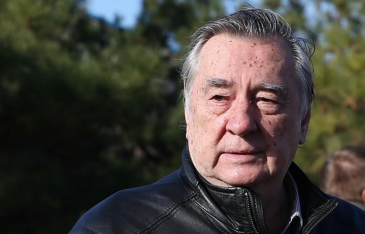 Российский писатель Александр Проханов