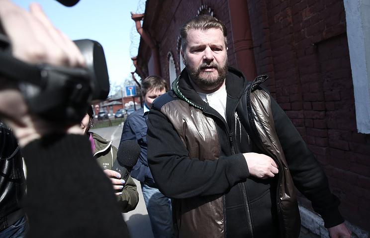 Вадим Бойко, апрель 2014 года