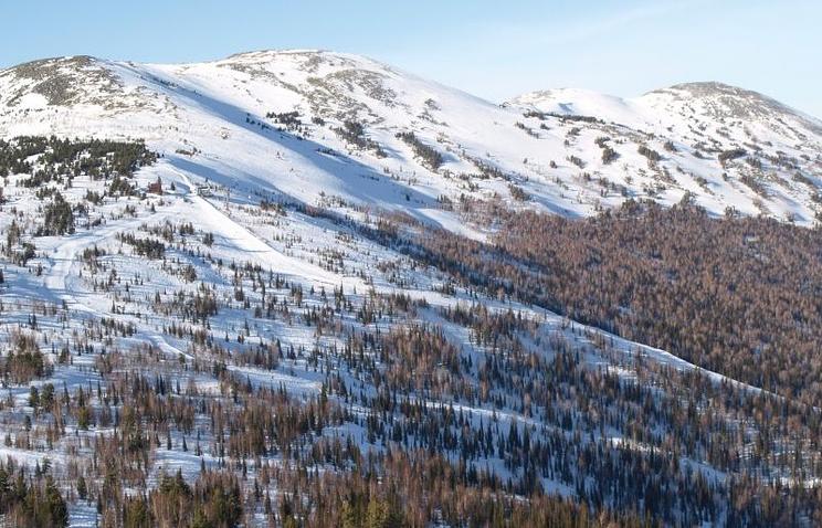 Гора Мустаг в Кемеровской области