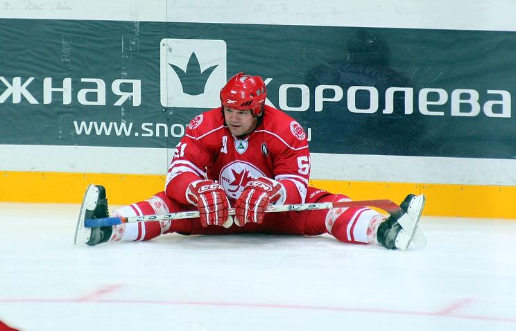 Глава профсоюза КХЛ Андрей Коваленко