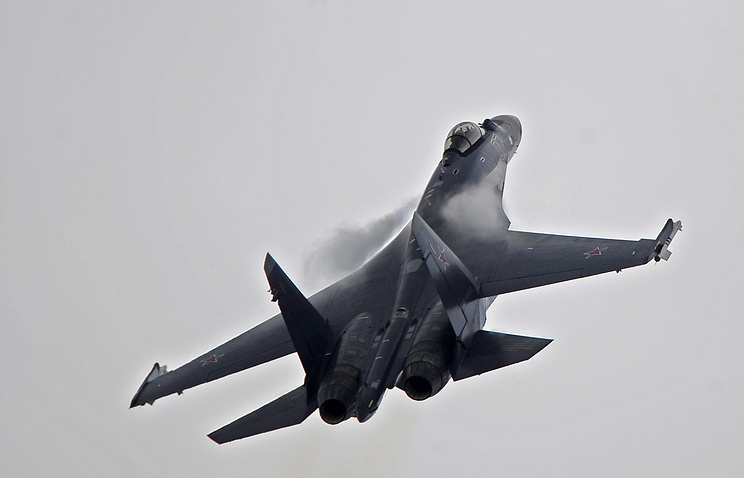Су-35. Архив