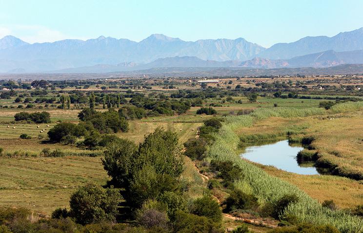 Земли в Капской провинции в ЮАР