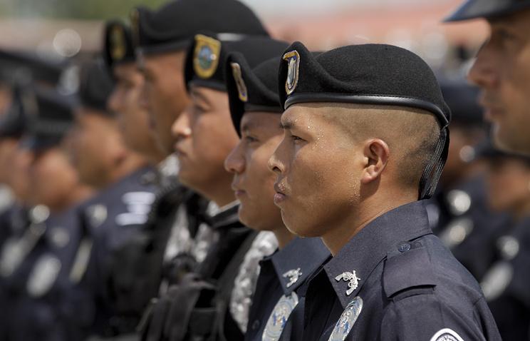 Полиция Панамы
