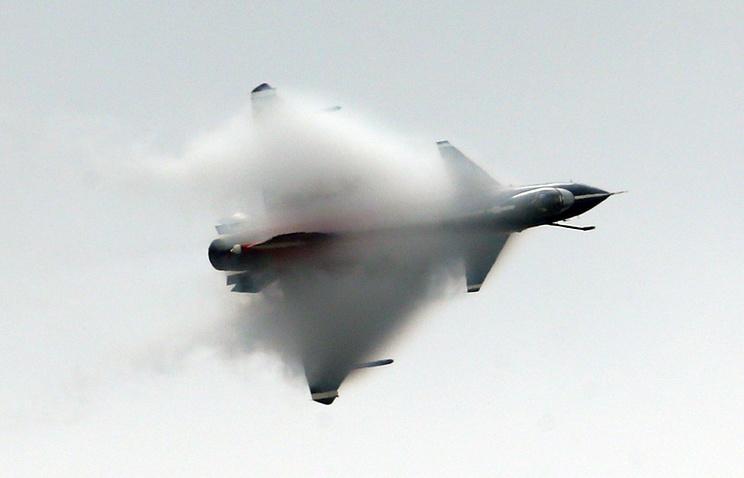 Китайский истребитель J-10