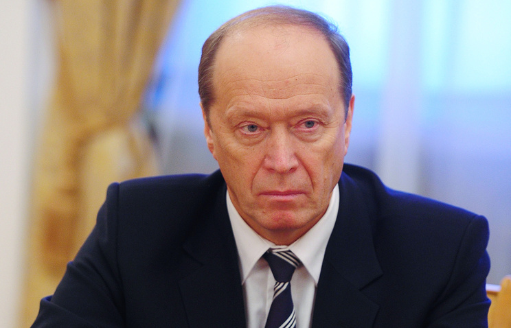Александр Вешняков