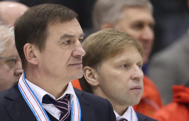 Валерий Брагин после финала молодежного чемпионата мира в Канаде