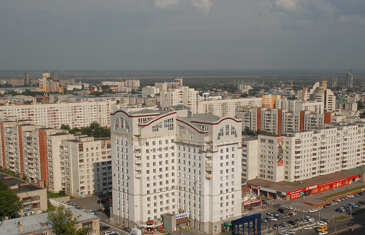 Город Барнаул. Архив