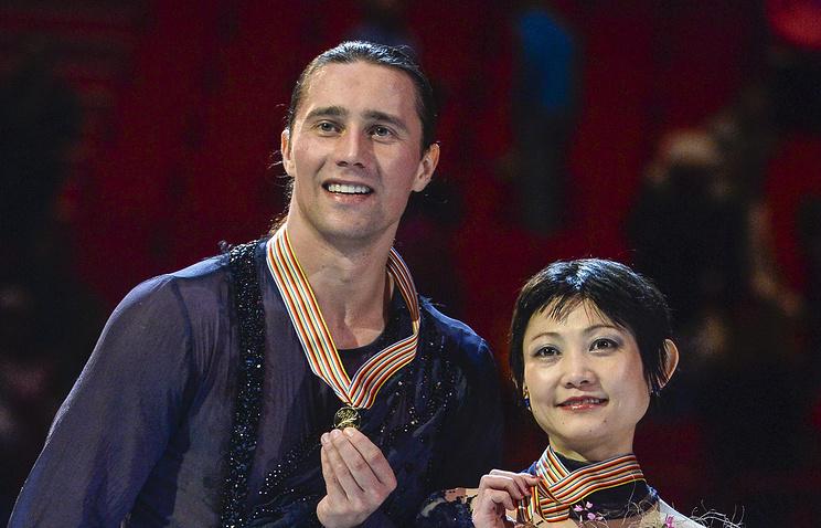 Чемпионы Европы-2015 Юко Кавагути и Александр Смирнов