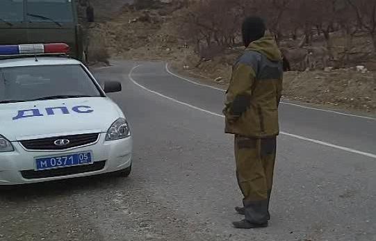 Спецоперация в Дагестане, архив