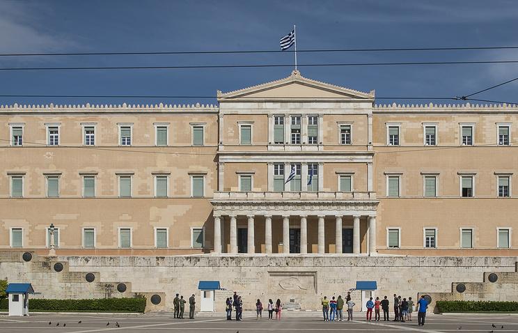 Греческий парламент