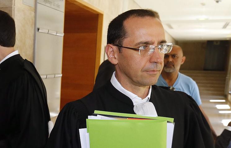 Адвокат Мухтара Аблязова Бруно Ребсток