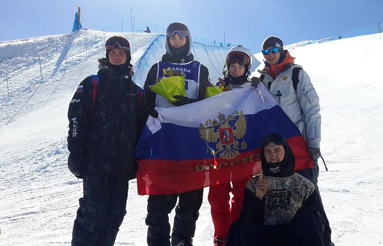 Российские фристайлисты