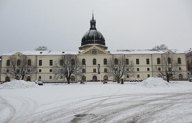 Стокгольмский музей армии