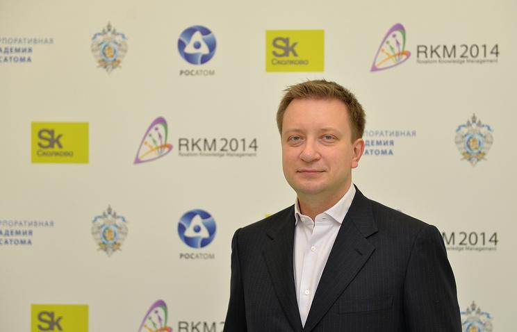 Вице-президент, исполнительный директор Кластера ядерных технологий Фонда «Сколково» Игорь Караваев
