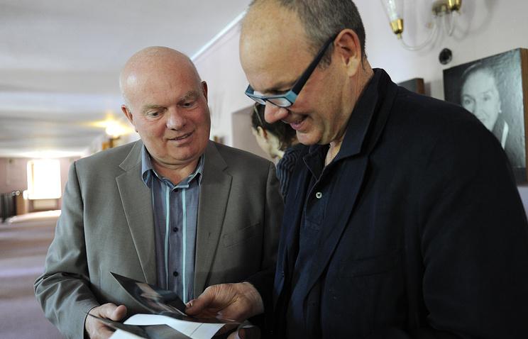 Режиссер Деклан Доннеллан и сценограф Ник Ормерод