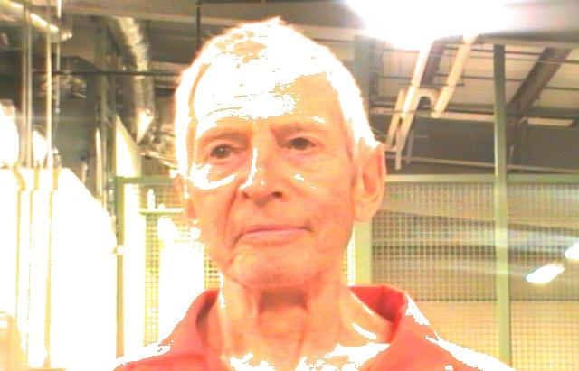 Роберт Дарст в офисе шерифа в Новом Орлеане