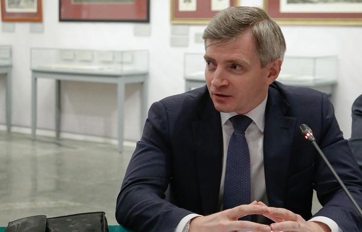 Глава департамента культуры Москвы Александр Кибовский