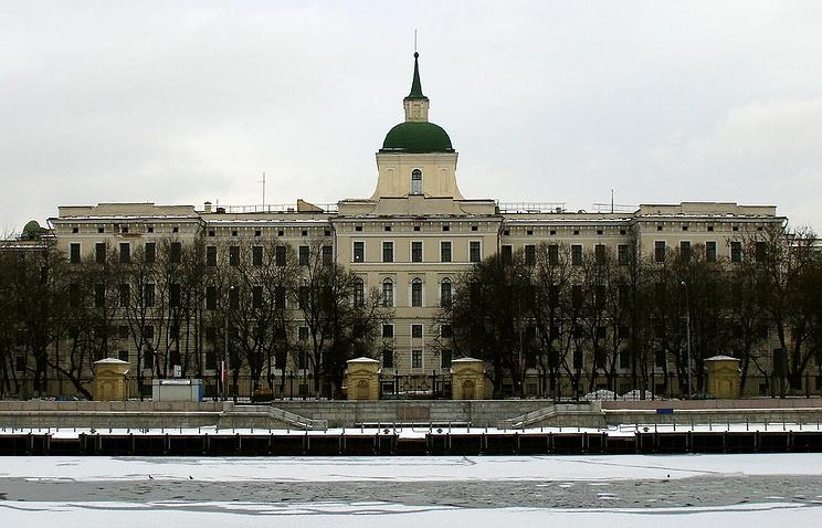 Здание военной академии РВСН им. Петра Великого