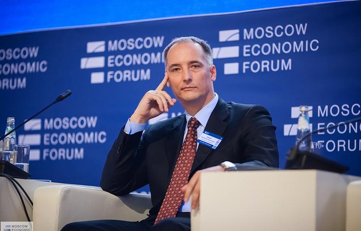 Сопредседатель Московского экономического форума Константин Бабкин