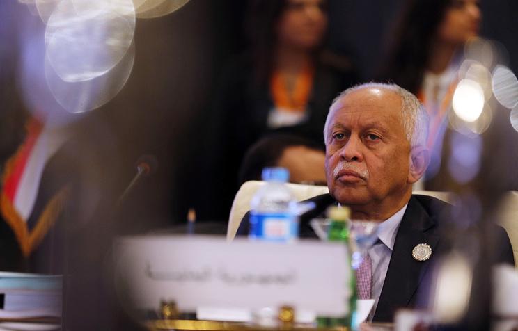 Глава йеменского МИД Рияд Ясин