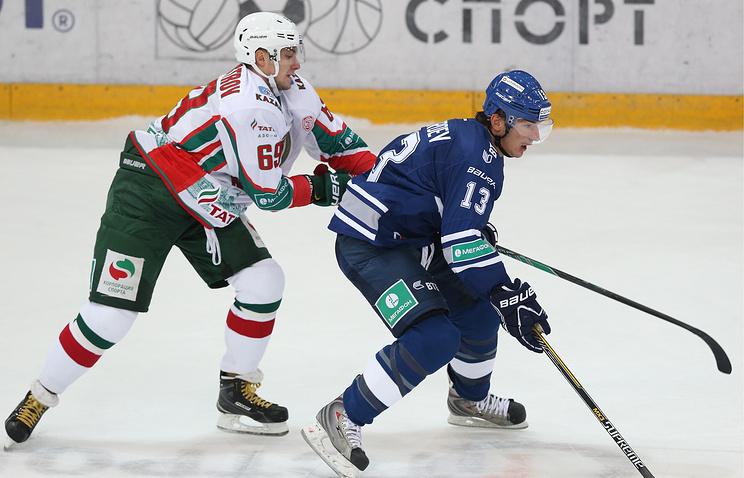 Николай Жердев (справа)