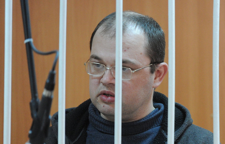 Илья Потапов в Бердском городском суде