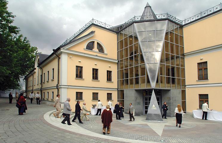 Здание Музея личных коллекций ГМИИ им. Пушкина