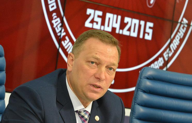 Заместитель председателя ДОСААФ России Сергей Климов
