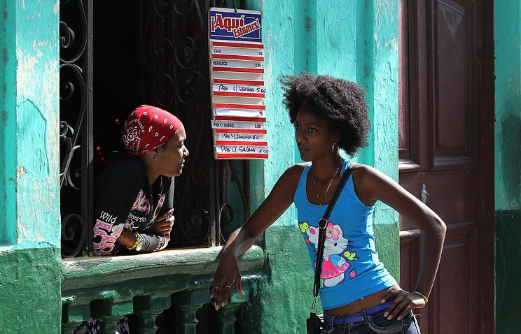 Виды Гаваны, столицы Кубы
