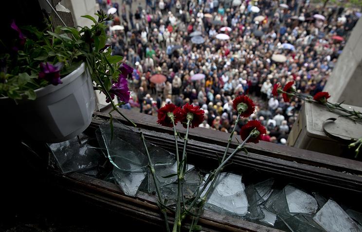 Одесса, 4 мая 2014 года